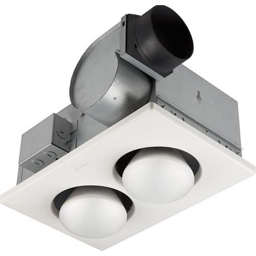 BROAN 164 Double Bulb Heater/Fan