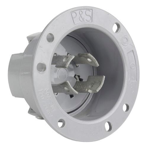 P&S L1830-FI FL IN4W30A120/280 V TURNLOK