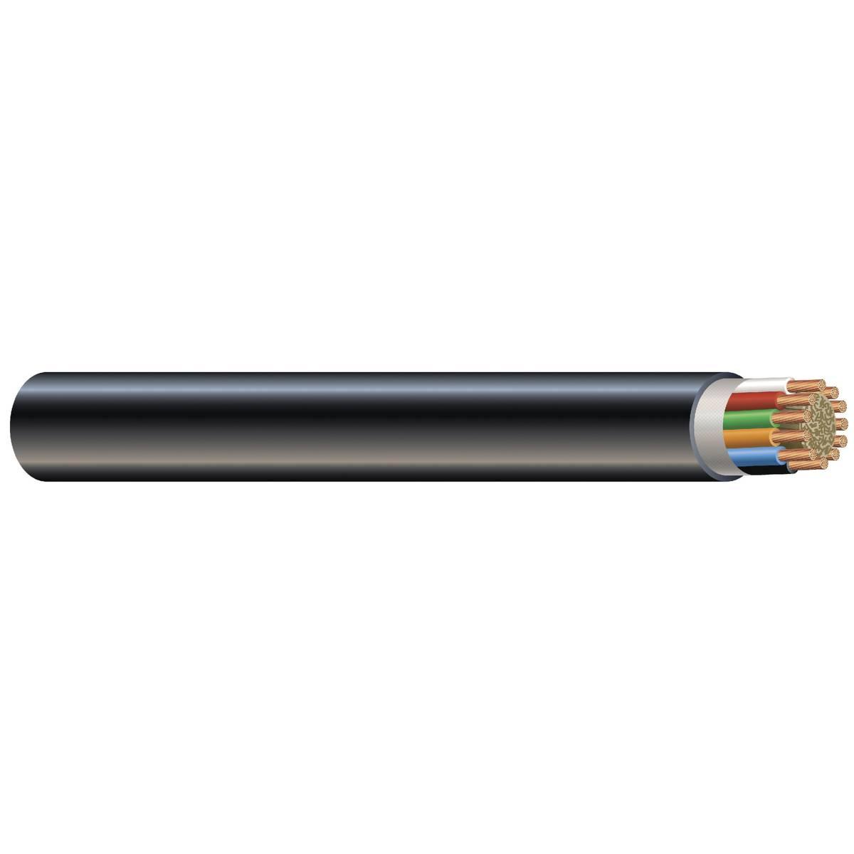 CORD SOOW-16/16C-BLK-600V-CUT REEL