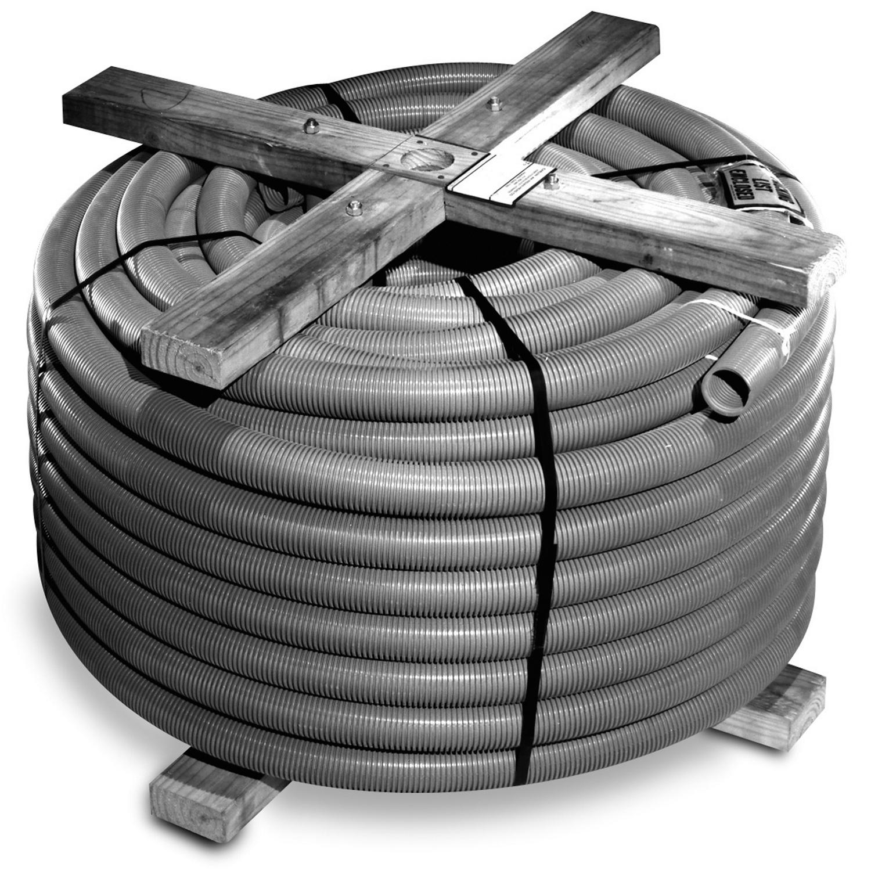 Carlon 11811T-250 2 Inch Diameter P&C 250 Foot Length Flex Conduit with Tape