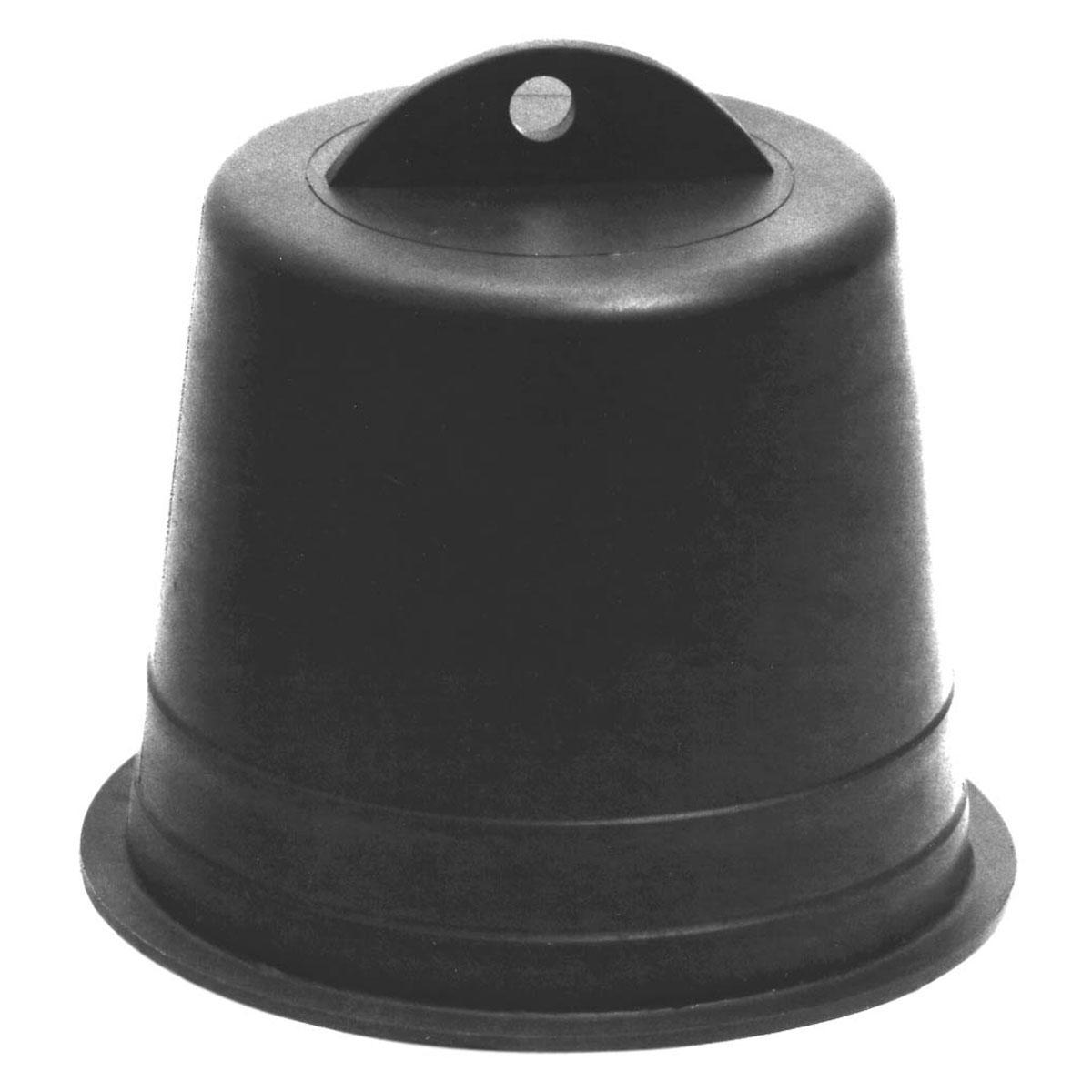 """Carlon P258LT 3"""" Polyethylene Plug w/ Pull Tab, Sch40/80"""