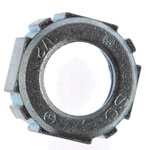 "STEELCTY BU401 1/2"" BUSHING, RIGID/IMC, IRON-ZINC PLATED"
